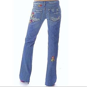 "JOE'S Jeans- Embroidered ""Socialite"" - SZ 29"